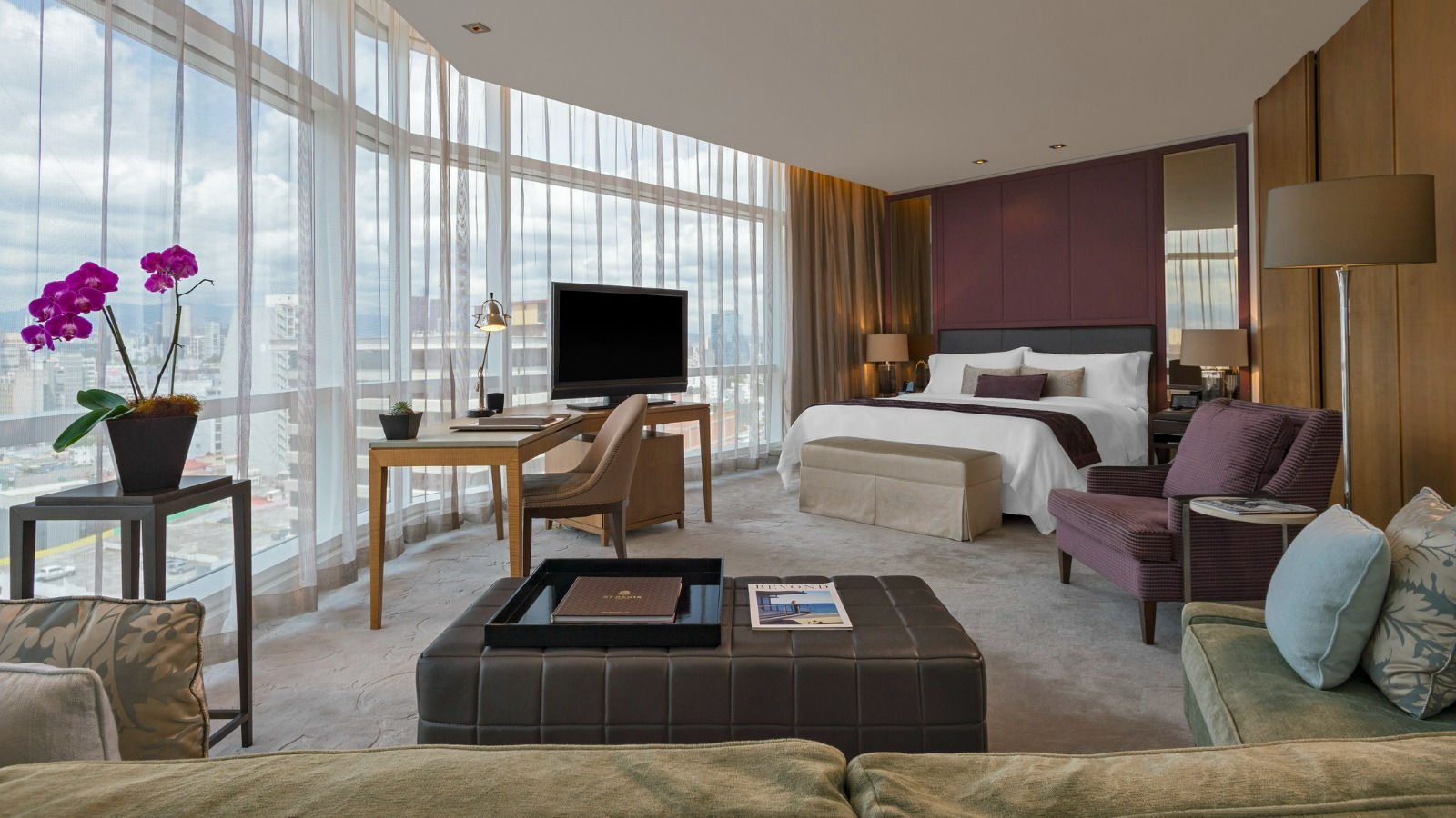 Suite Executive - St. Regis Mexico City
