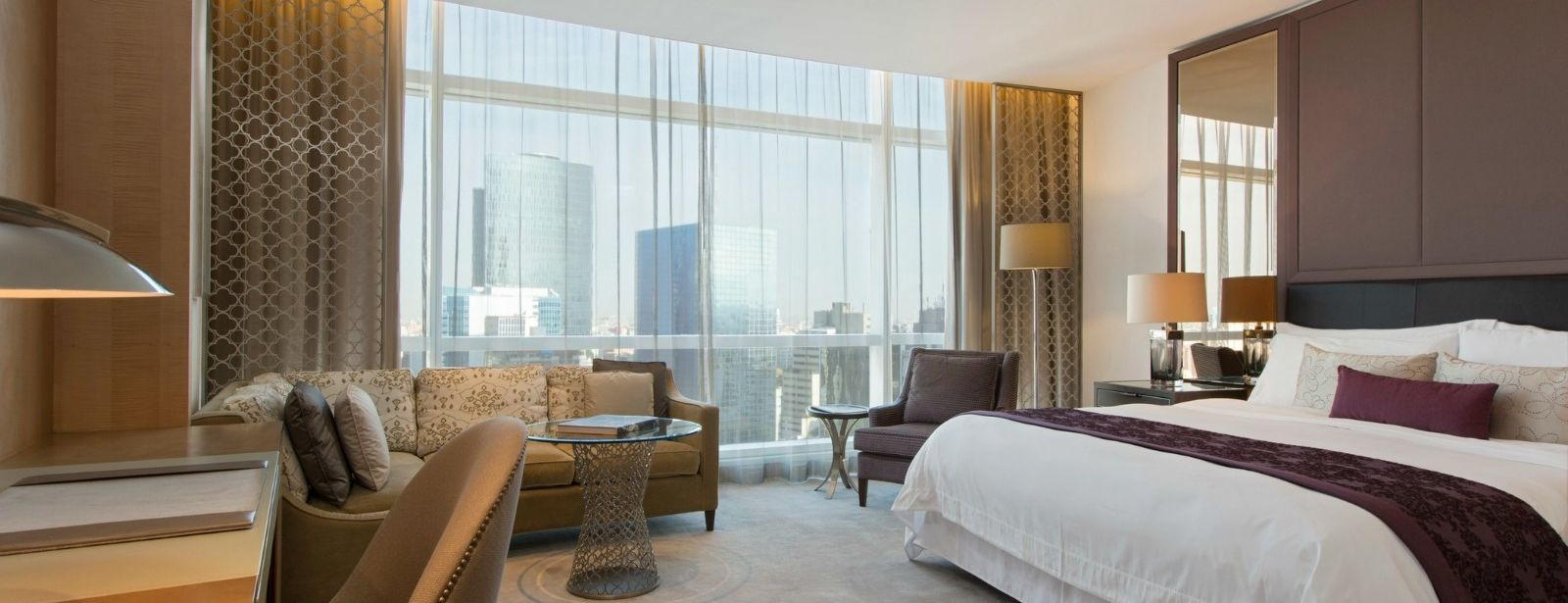 Grand Deluxe Room - The St. Regis Mexico City