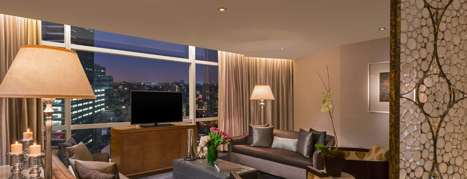 Astor Suite - The St. Regis Mexico City