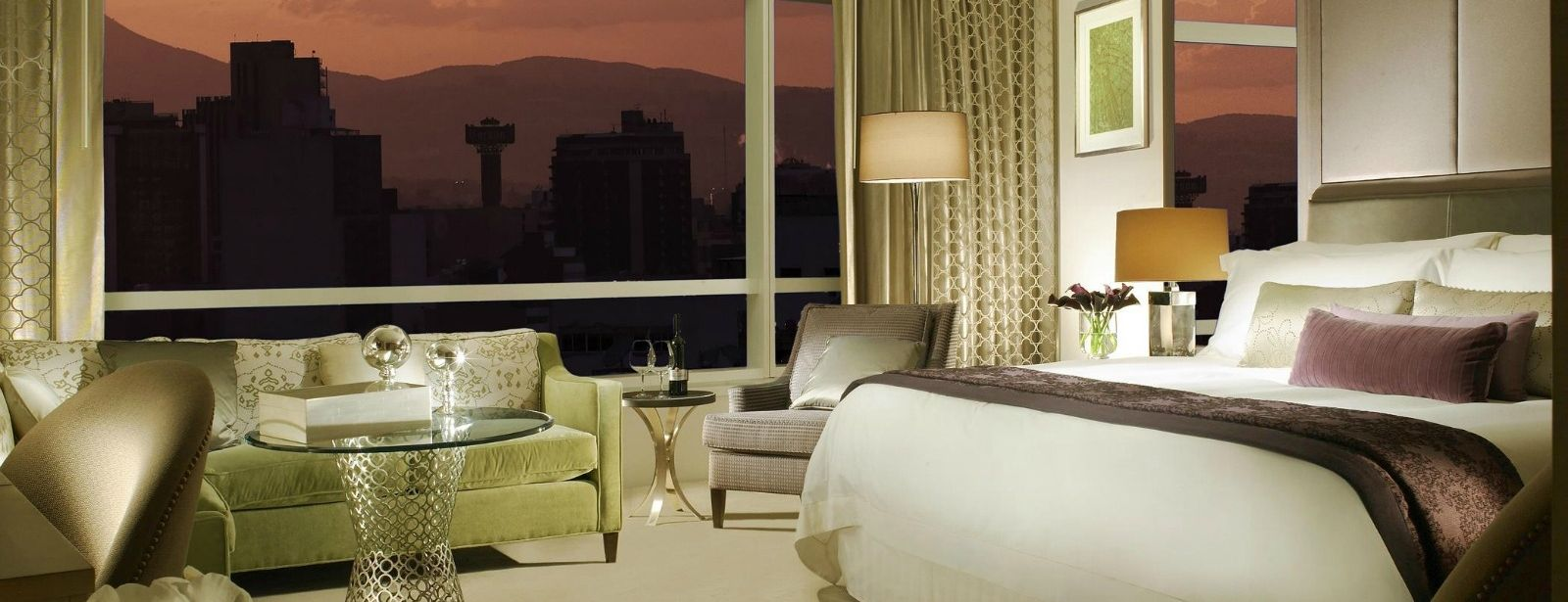 Deluxe Room - The St. Regis Mexico City